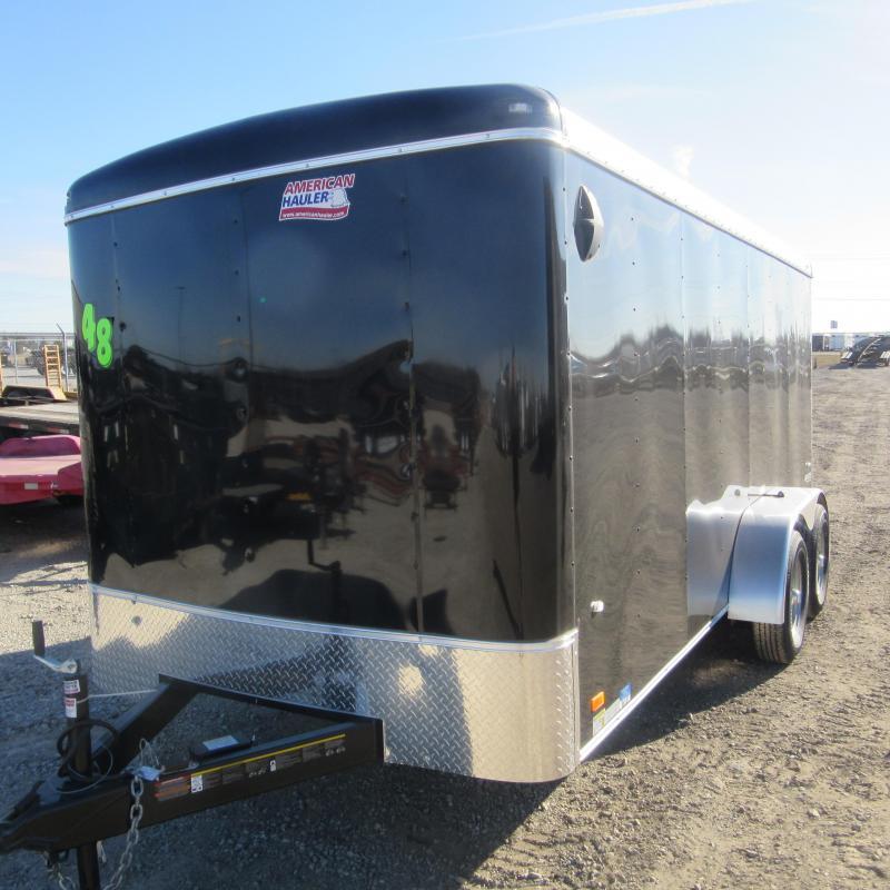 2018 American Hauler Industries 7x14 enclosed Enclosed Cargo Trailer