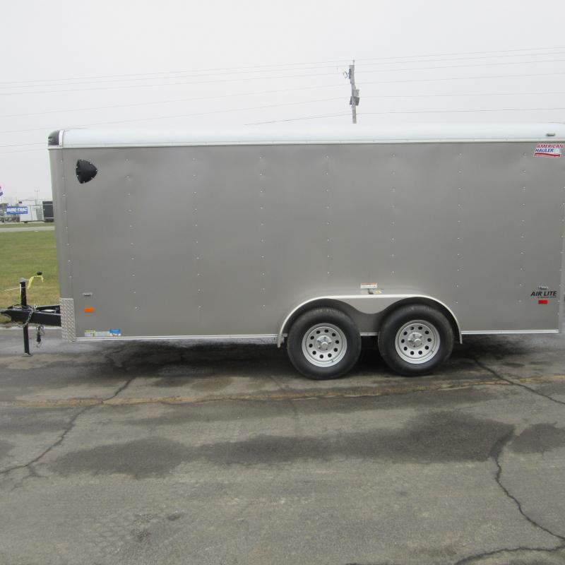 2019 American Hauler Industries 7x16 enclosed Enclosed Cargo Trailer