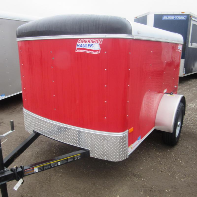 2018 American Hauler Industries 5x10 enclosed cargo Enclosed Cargo Trailer