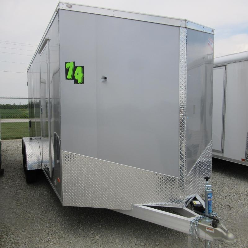 2017 American Hauler Industries enclosed Enclosed Cargo Trailer