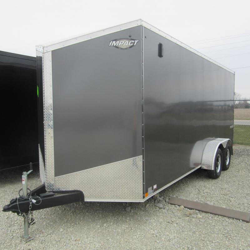 2019 Impact Trailers 7x18 enclosed Enclosed Cargo Trailer