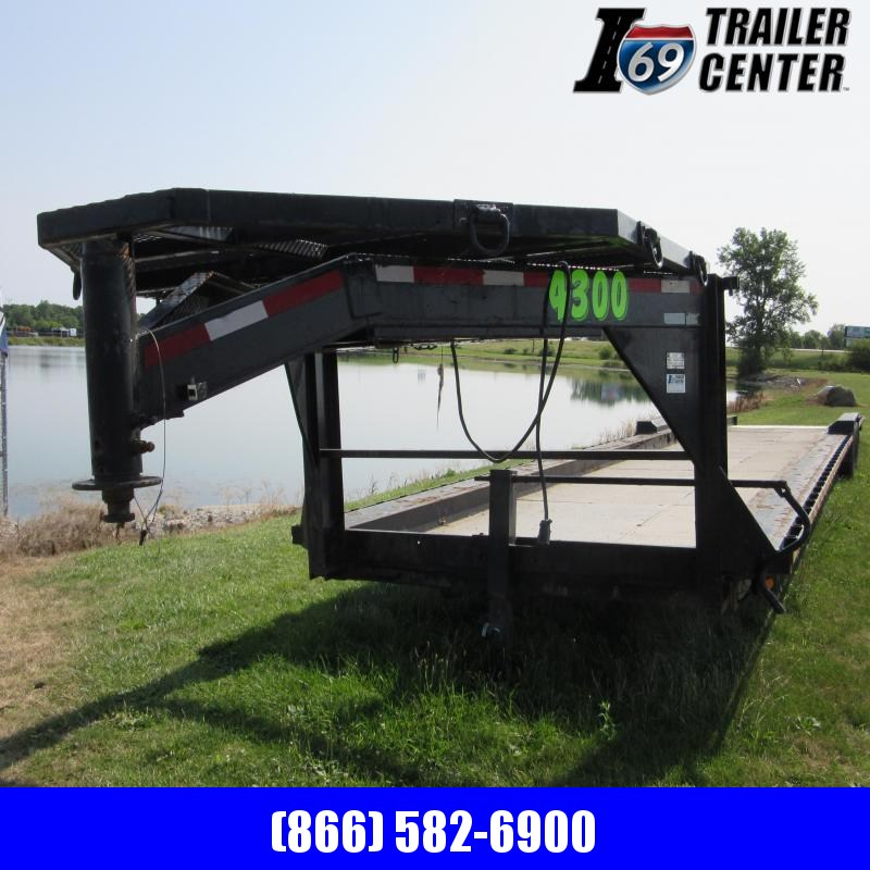 2006 Sure-Trac ST8153IT-B-150 Equipment Trailer