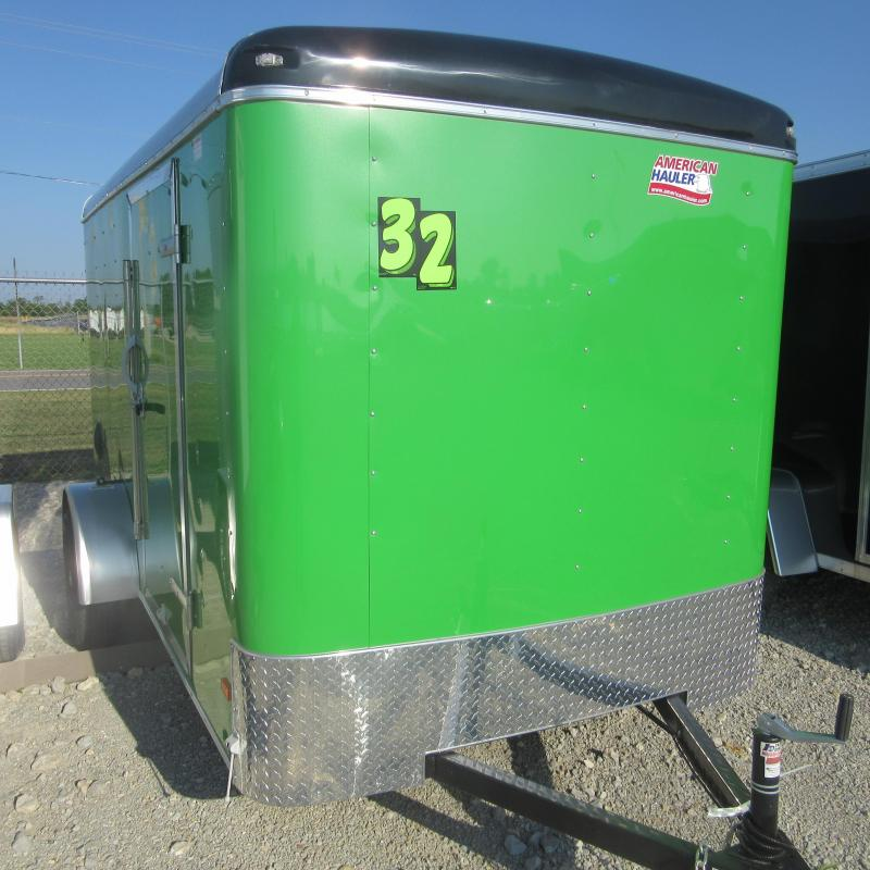 2018 American Hauler Industries 6x12 enclosed Enclosed Cargo Trailer
