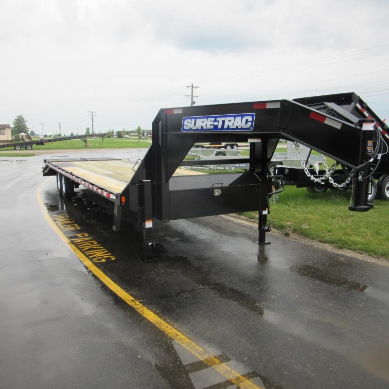 2018 Sure-Trac 205 deckover Equipment Trailer