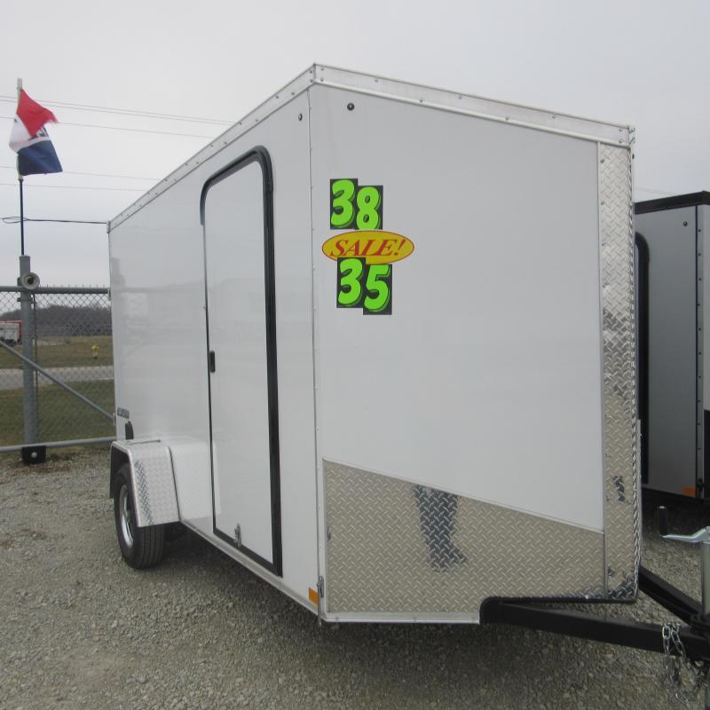 2019 Impact Trailers 6x12 enclosed Enclosed Cargo Trailer