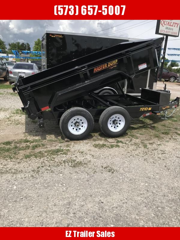 2018 Doolittle Trailer Mfg 7200 series 10 Dump Trailer