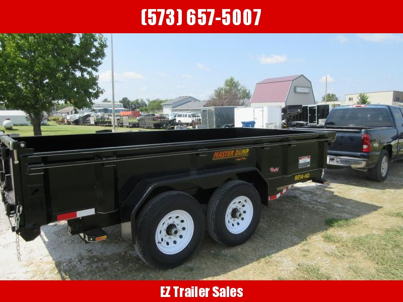 2018 Doolittle 82x14 14k MD Dump Trailer