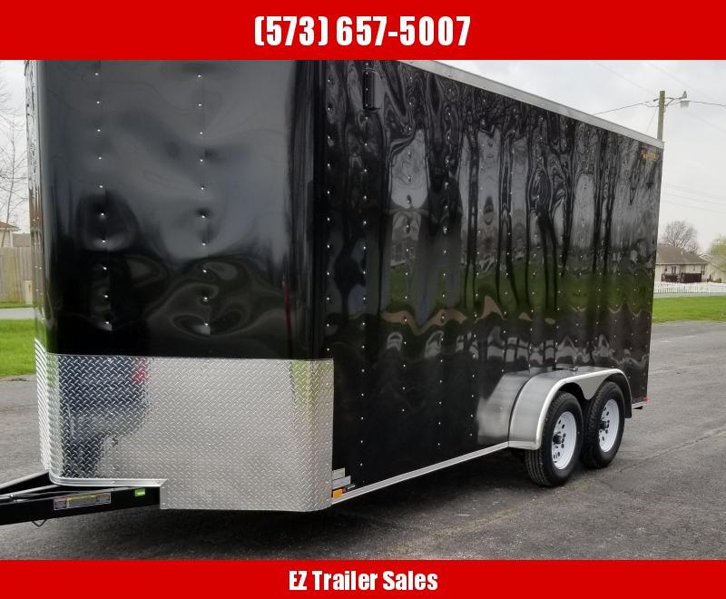2020 DooLitttle Trailers 7x16 Enclosed Cargo Trailer