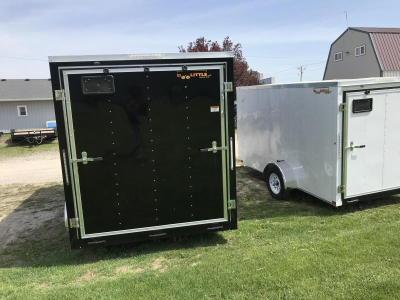 2019  7x14 Doolittle Cargo Trailer 7K