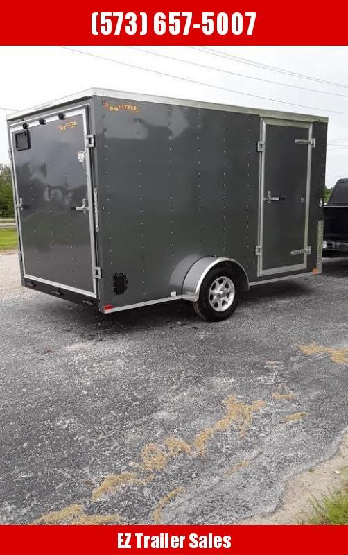 2019 Doolittle Trailer Mfg 7x12 Cargo Enclosed Cargo Trailer