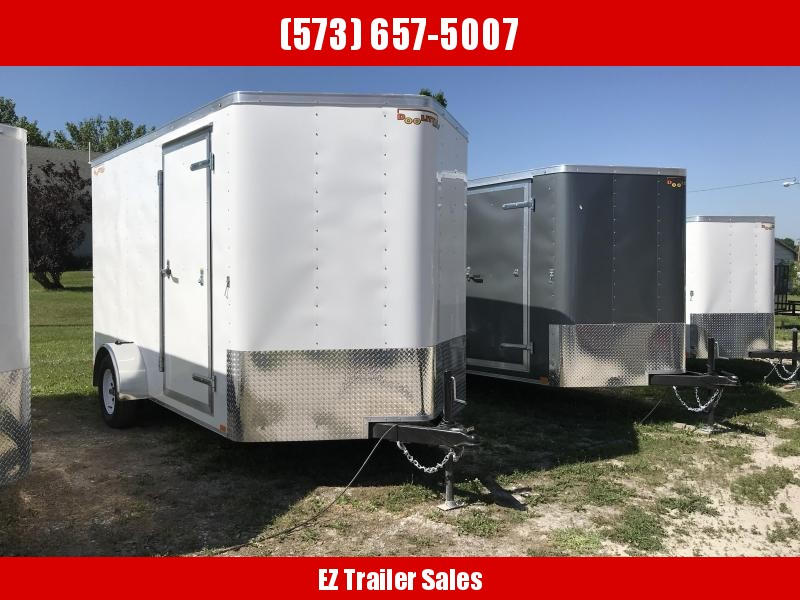 2018 Doolittle Trailer Mfg 7x12 Enclosed Cargo Trailer