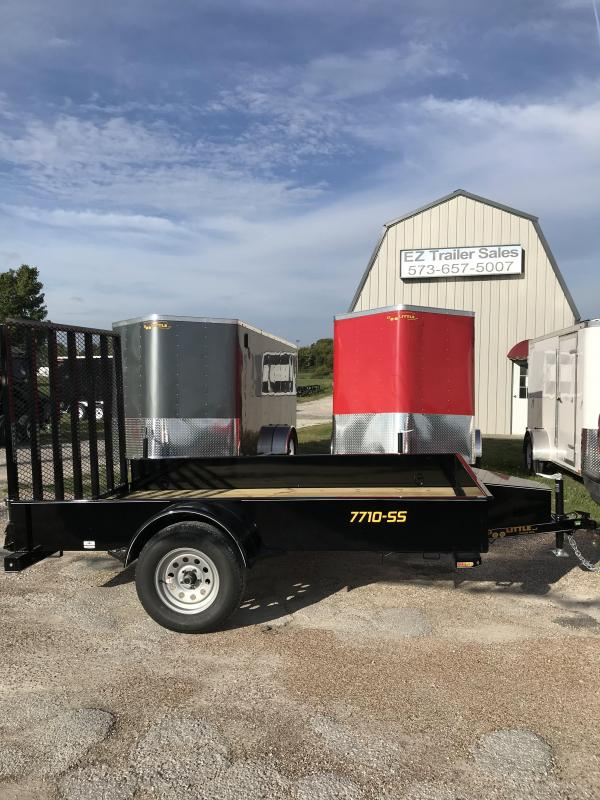 2019 Doolittle Trailer Mfg SS Series Utility 77 X 10