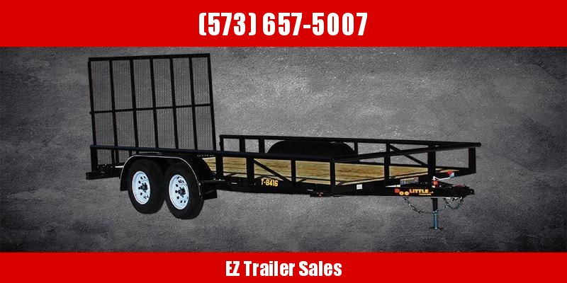 2018 Doolittle Trailer Mfg 8412 UT Utility Trailer
