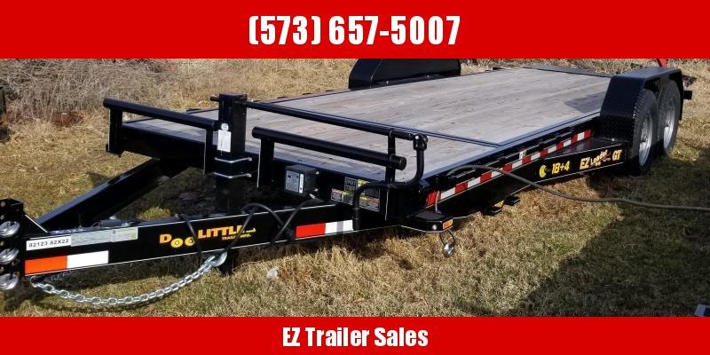 2020 DooLitttle Trailers 82x22 Equipment Trailer
