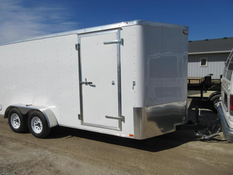 2018 Doolittle Trailer Mfg 7x16 Bullitt Enclosed Cargo Trailer