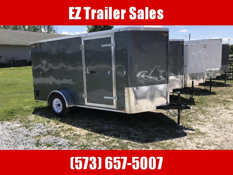 2018 Doolittle Trailer Mfg 6x12 Enclosed Cargo Trailer
