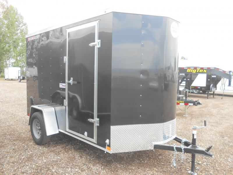 2020 Wells Cargo FT610S2-D-RD Enclosed Cargo Trailer