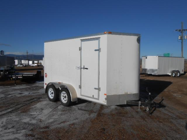 2015 Wells Cargo FT6122-RD Cargo / Enclosed Trailer