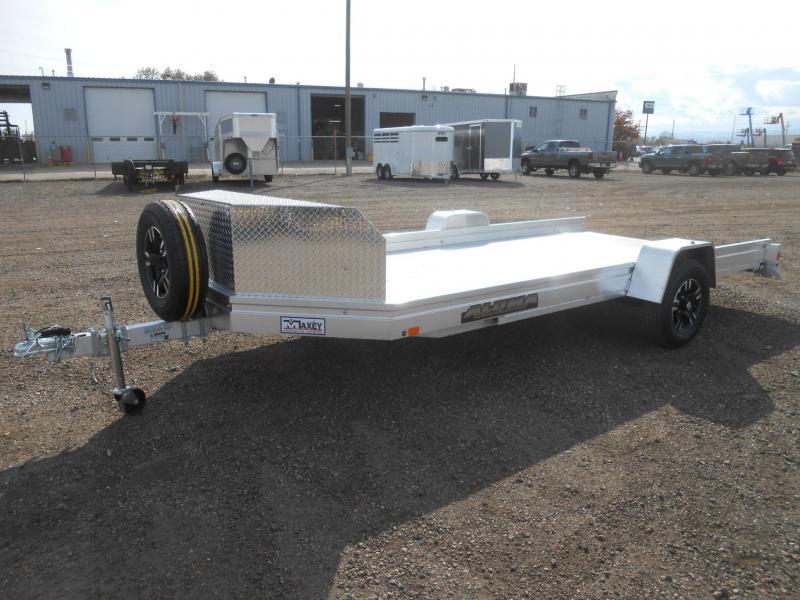 2020 Aluma UTR14 All Aluminum UTV / ATV Trailer