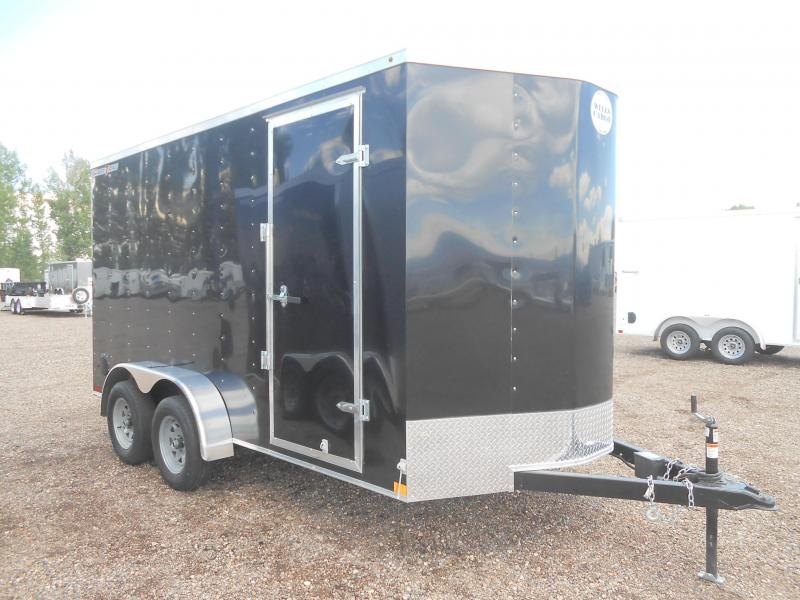 2019 Wells Cargo FT714T2-RD Enclosed Cargo Trailer