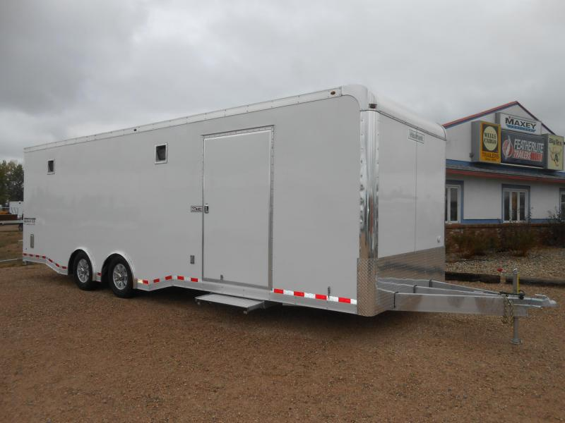 2018 Haulmark HAR85X28WT4-RD Car / Racing Trailer