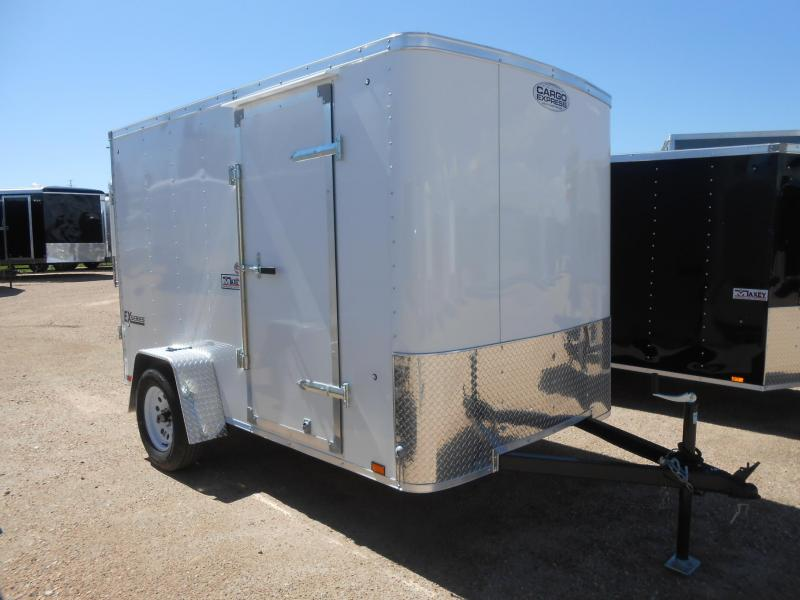 2020 Cargo Express EX6X10S12-DBL DRS Enclosed Cargo Trailer