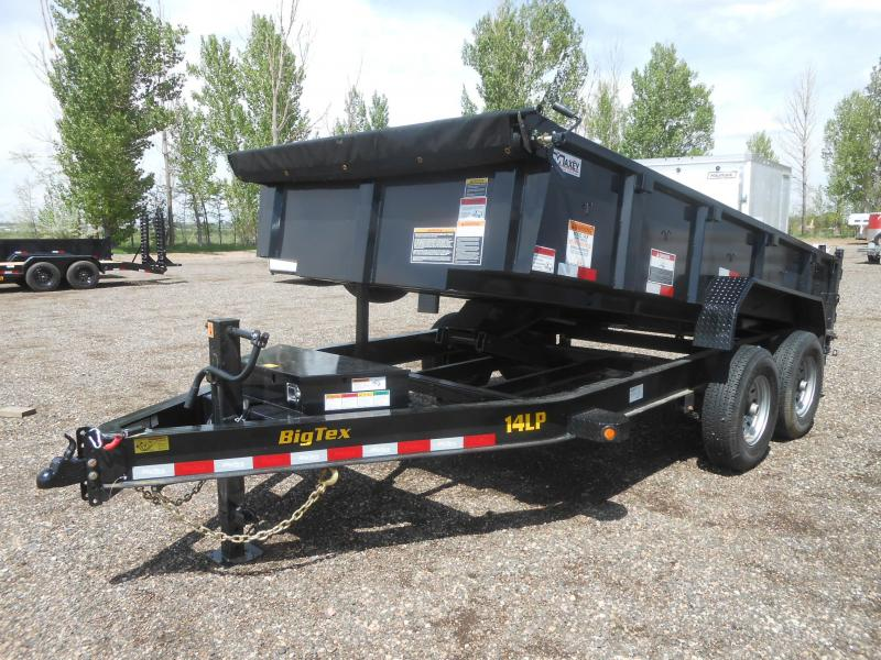2020 Big Tex Trailers 14LP-14 Low Profile Dump Trailer