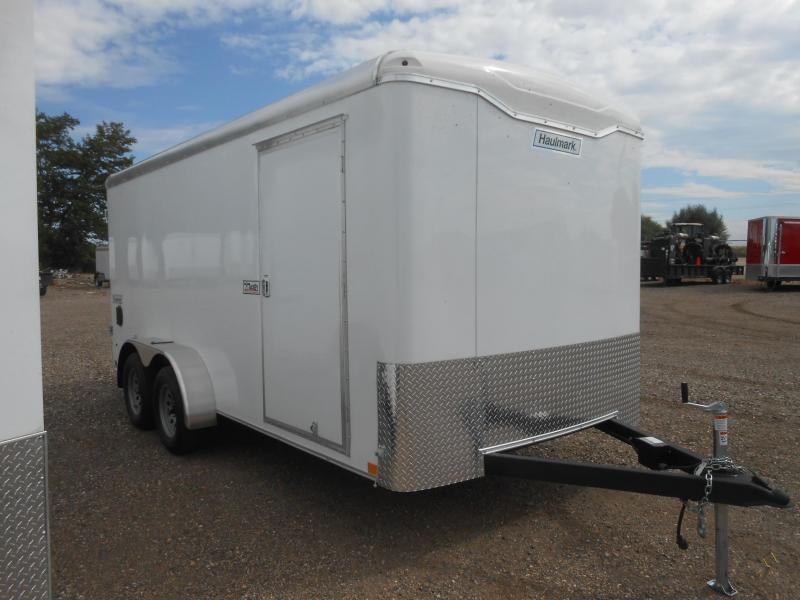2020 Haulmark TS716T2-DBL DRS Enclosed Cargo Trailer