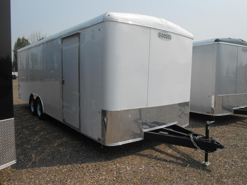 2019 Cargo Express XLR85X24TE3-RD Enclosed Cargo Trailer