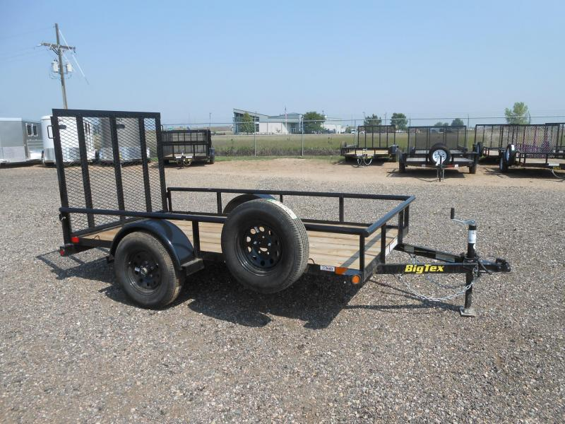 2019 Big Tex Trailers 30SA-10 Utility Trailer