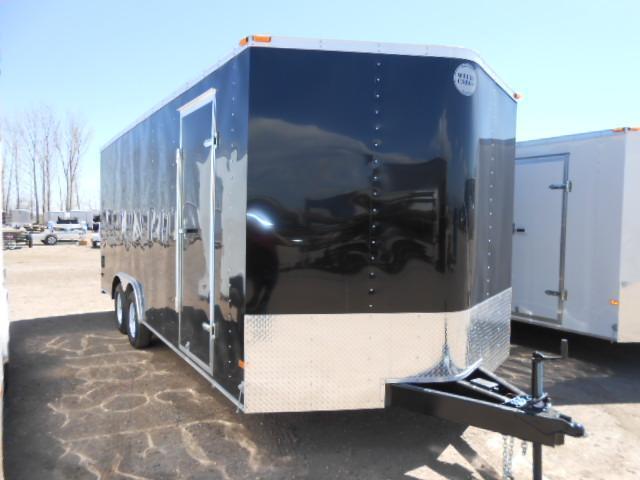 2016 Wells Cargo FT85202-RD Enclosed Cargo Trailer