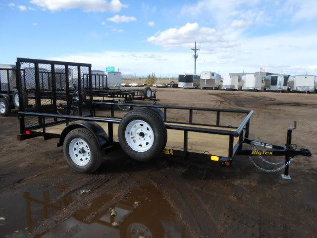 2015 Big Tex Trailers 35SA-12 Utility Trailer