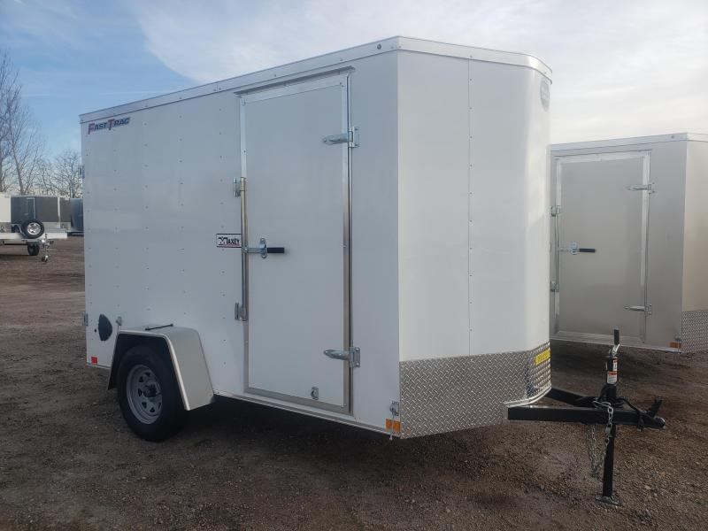 2020 Wells Cargo FT610S2-DBL DRS Enclosed Cargo Trailer
