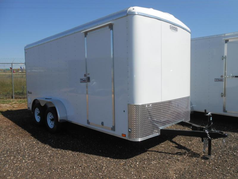 2019 Cargo Express XLR7X16TE2-RD Enclosed Cargo Trailer