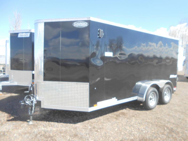 2020 Cargo Express PROW7X14TE2-RD Enclosed Cargo Trailer