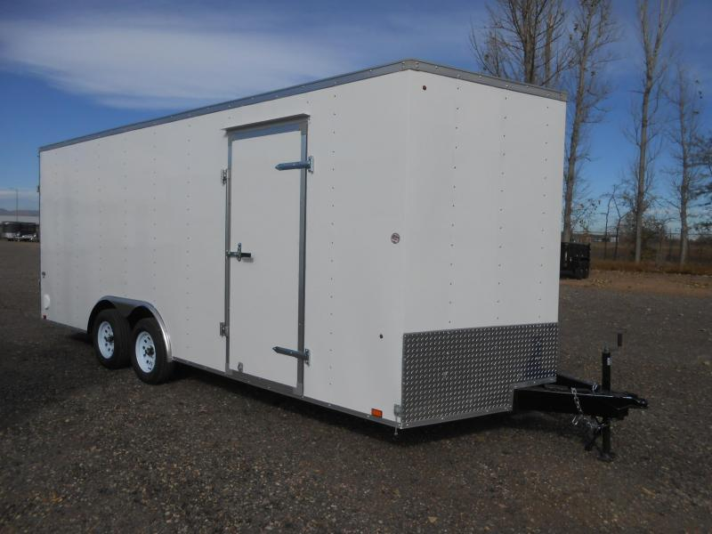 2019 Look Trailers ST85X20TE2-RD Enclosed Cargo Trailer
