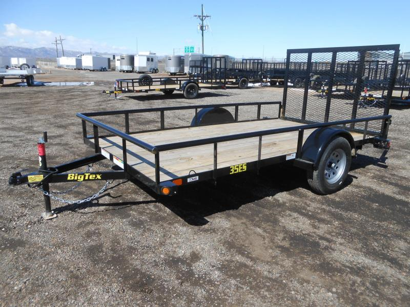2019 Big Tex Trailers 35ES-12 Utility Trailer