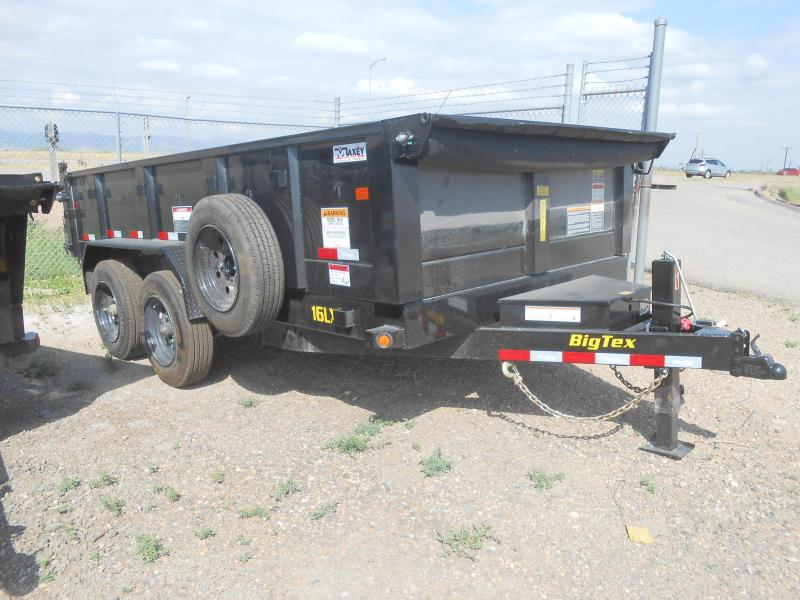 2019 Big Tex Trailers 16LX-14 SUPER DUTY Dump Trailer