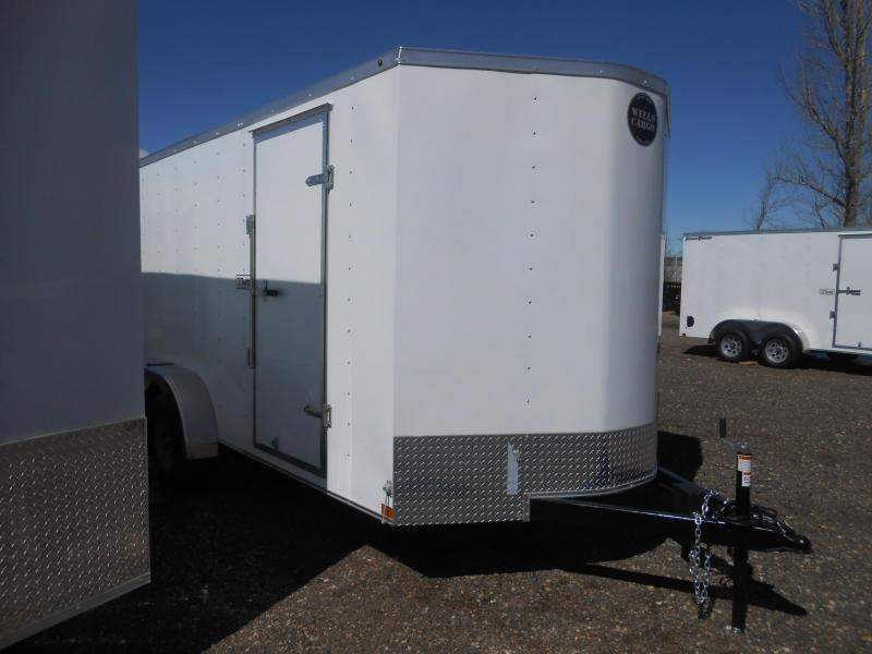 2020 Wells Cargo FT716T2-RD Enclosed Trailer