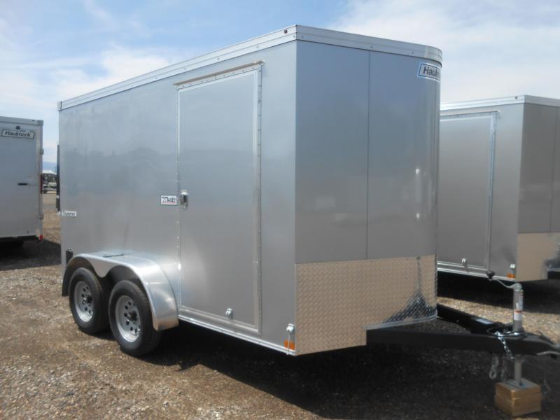 2019 Haulmark TSV712T2-RD Enclosed Cargo Trailer