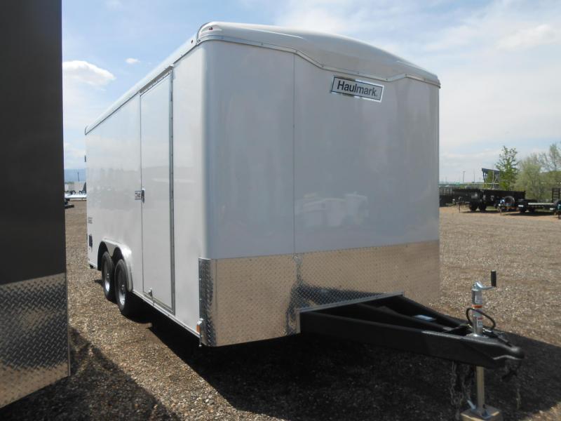 2019 Haulmark TS8516T2-RD Enclosed Cargo Trailer