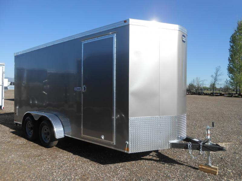 2019 Wells Cargo RFV716T2-RD Enclosed Cargo Trailer