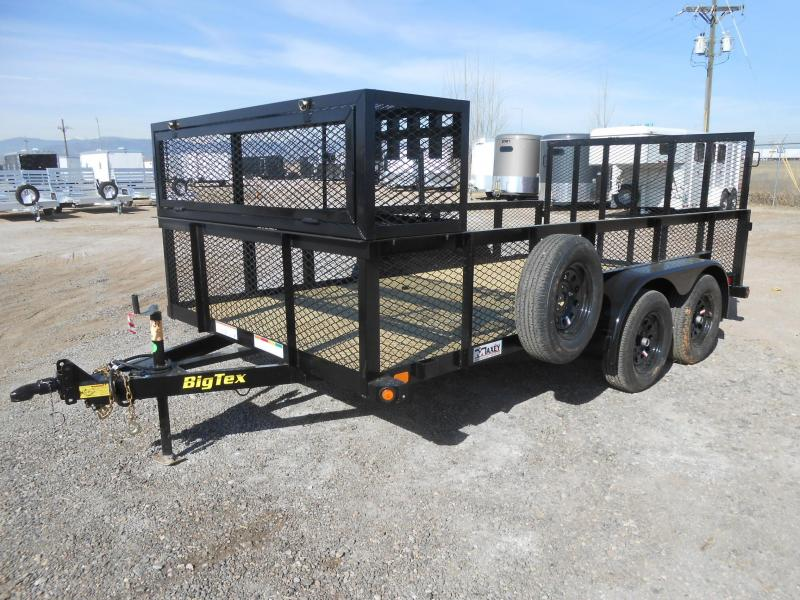2020 Big Tex Trailers 70LR-14 Utility Trailer