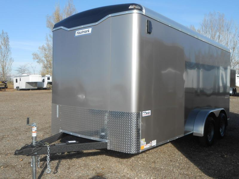 2020 Haulmark TS716T2-RD Enclosed Cargo Trailer