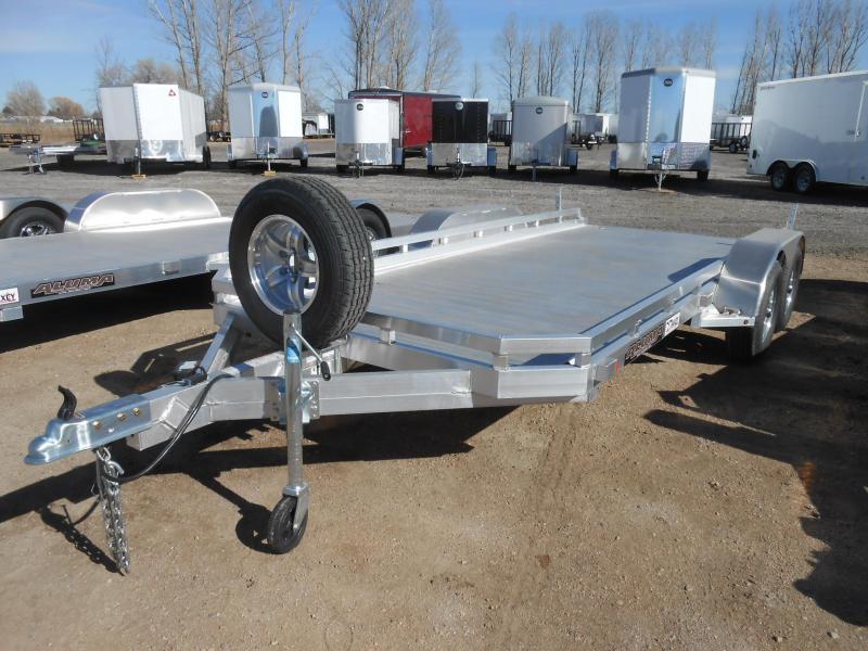 2019 Aluma 7816R All Aluminum Tandem Axle Utility Trailer