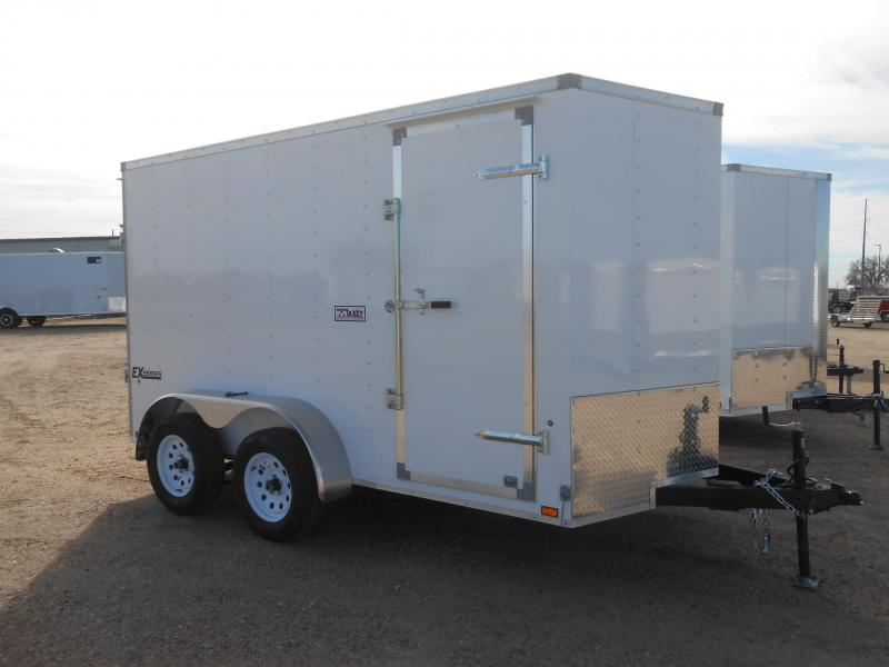 2019 Cargo Express EX6X12TE2-V-RD Enclosed Cargo Trailer