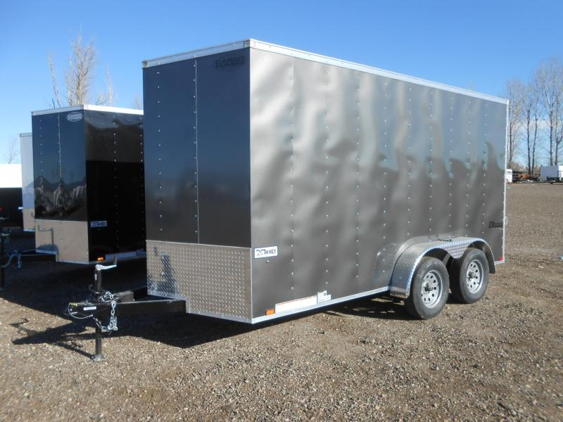 2019 Cargo Express EX7X14TE2-V-RD Enclosed Cargo Trailer