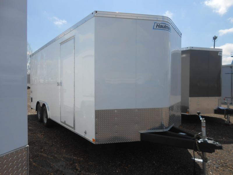 2020 Haulmark TSV8520T3-RD Enclosed Cargo Trailer