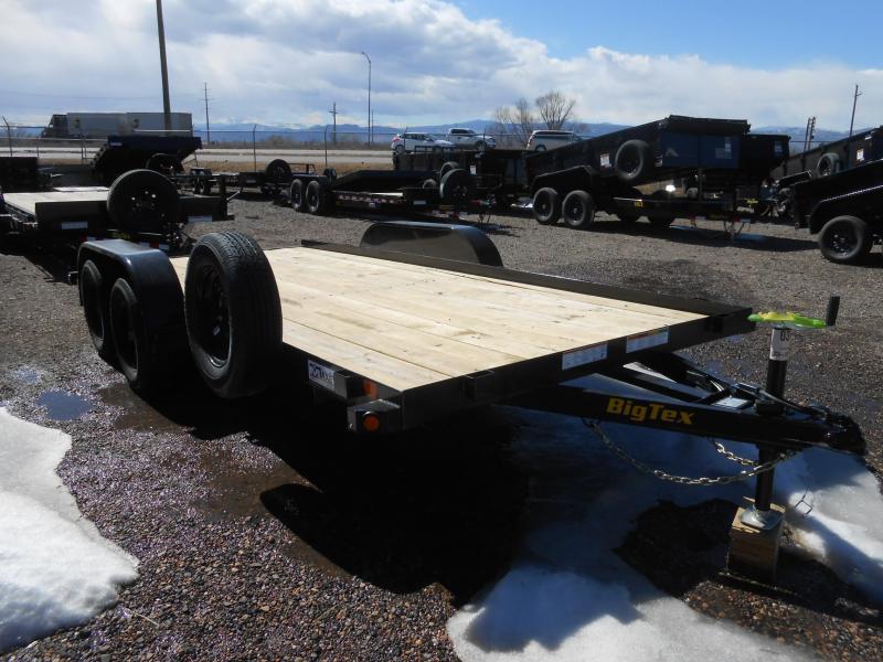 2020 Big Tex Trailers 60EC-16 Car / Racing Trailer