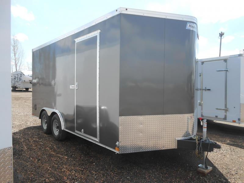 2020 Haulmark TSV8516T2-RD Enclosed Cargo Trailer